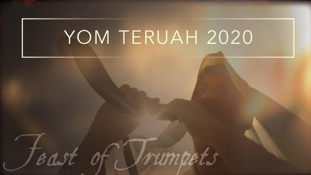 Yom Teruah 2020